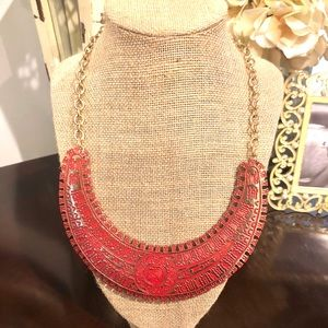 Jewelry - Gold Plated Cleopatra Style Necklace